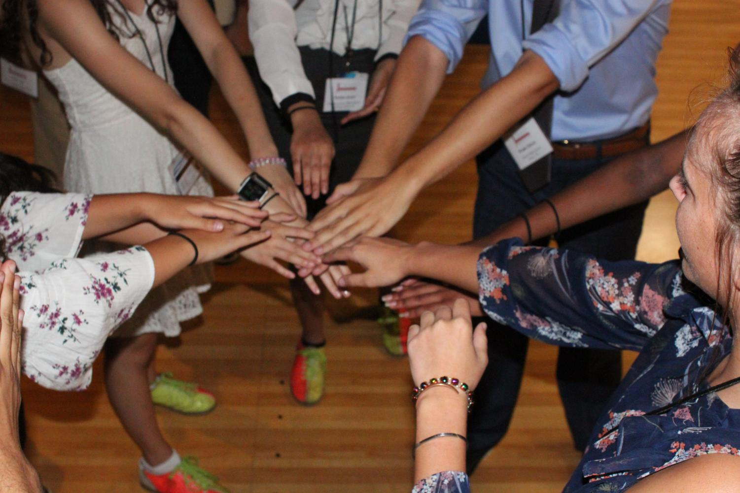 JCamp participants formed special bonds during the Detroit event, which ran July 30-Aug. 4