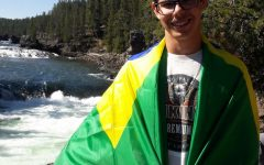 STUDENT SPOTLIGHT: Meet Pedro Teixeira
