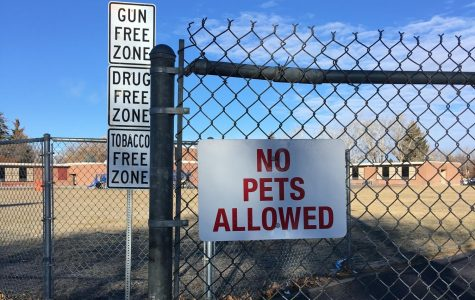 No more pets on school grounds