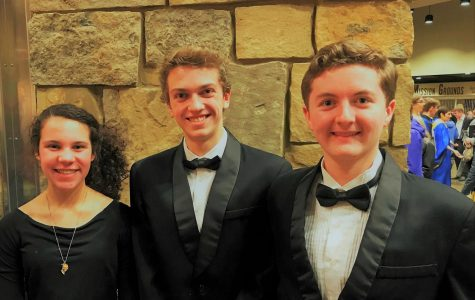 ALL-STATE MUSIC: 10 students reflect on reaching musical milestone