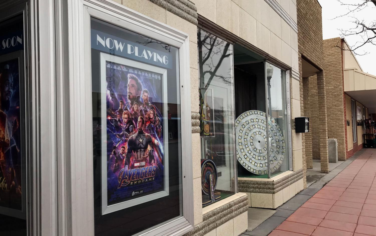 "Marvel's ""Avengers: Endgame"" opened on April 26. Long awaited, both theaters of Twin Vali Cinema in Powell showed the movie opening night."