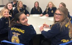 AG AWARDS ABOUND FOR FFA