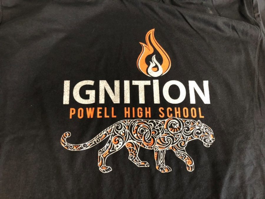 The+Ignition+crew+T-shirts+feature+a+new+logo+this+year.