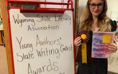 WRITING POEMS, WINNING AWARDS