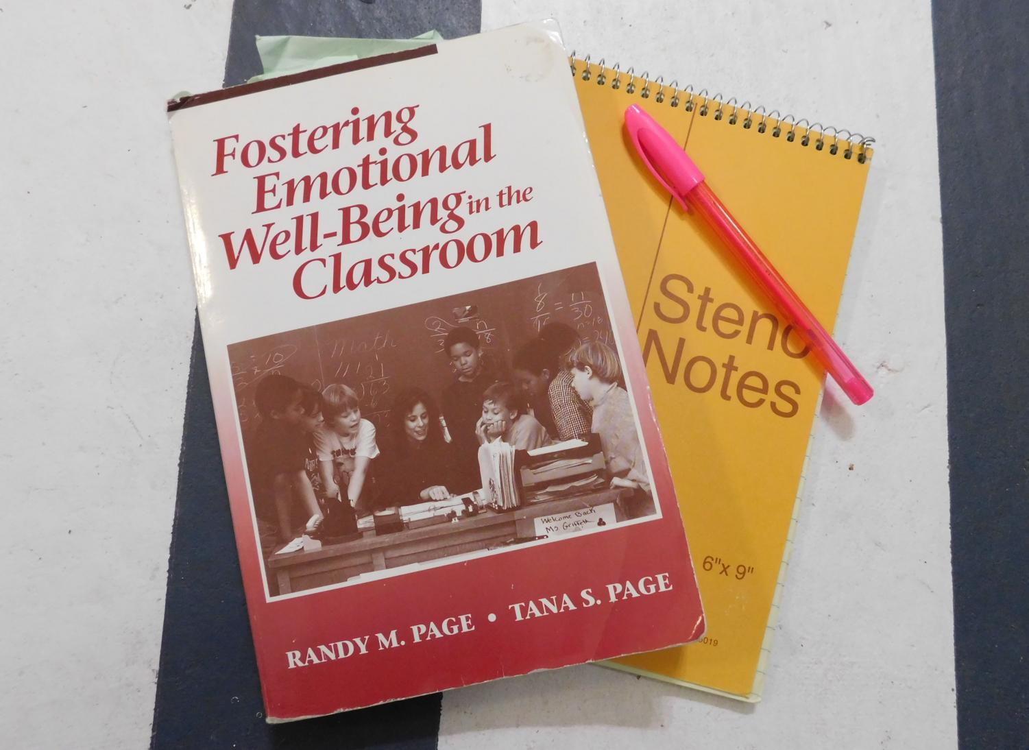 The+book+Fostering+Emotional+Well-Being+in+the+Classroom+contains+information+that+describes+a+positive+learning+environment.