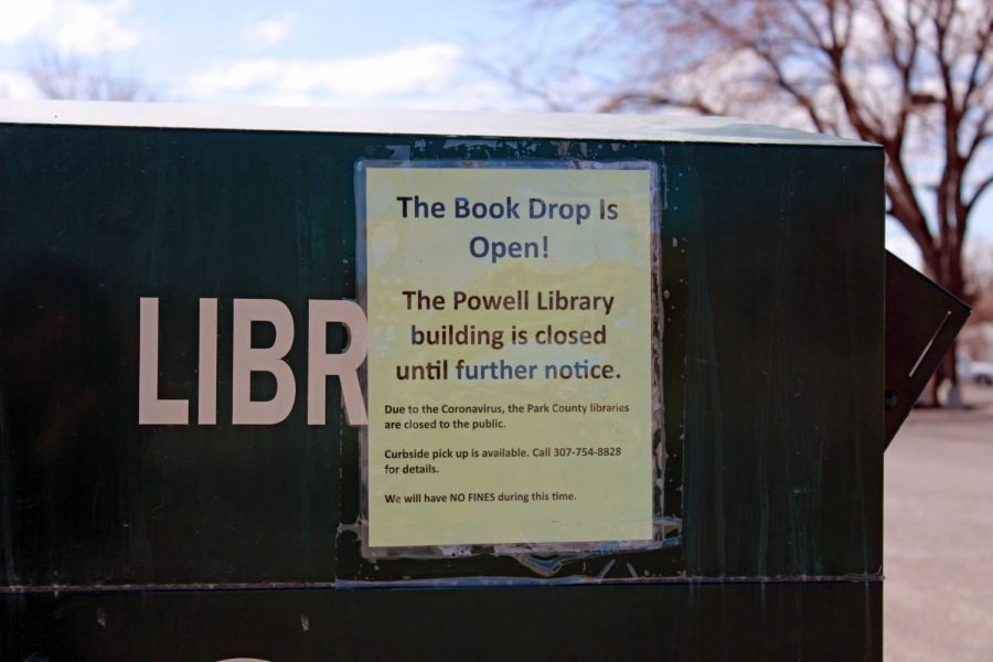 NEED A BOOK? PUBLIC LIBRARY AT YOUR (CURBSIDE) SERVICE