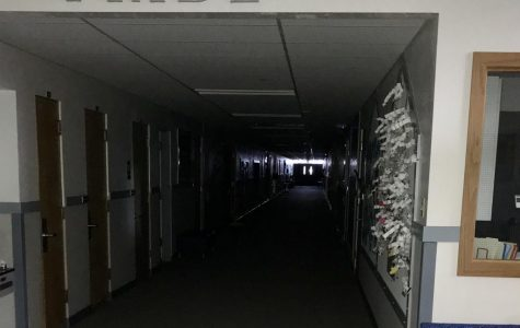 The COVID-19 outbreak has left the halls of Parkside Elementary School empty along with thousands of other schools across the nation.