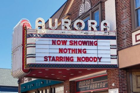 It seems the local cinema is going the woeful way of Blockbuster video—and at the hand of the same culprit, too.