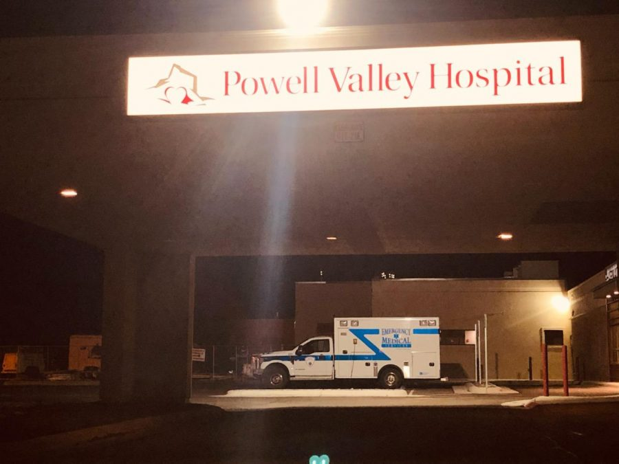 The Powell Valley Hospital has received the COVID vaccine and has begun ton distribute it to first responders and front line workers.