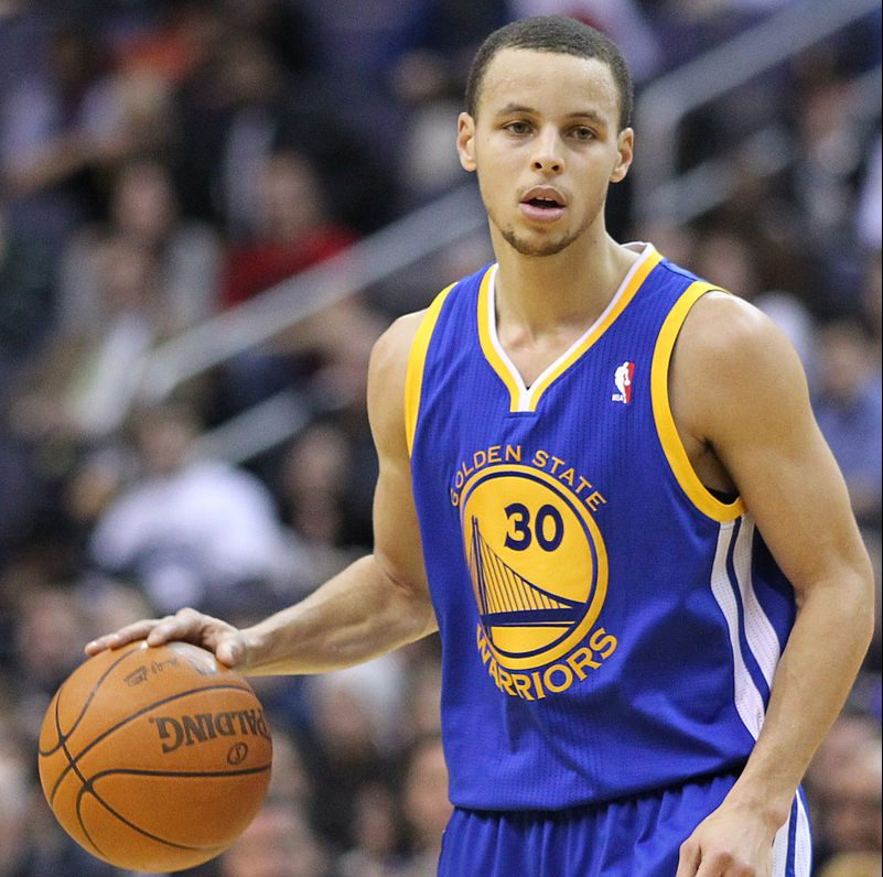 Steph Curry, who scored 62 points earlier this season, revolutionized the NBA with his iconic 3-point shooting.
